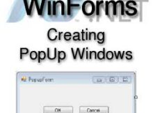 winform - creating simple popup window thumbnail