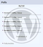 wp-poll multiple answers problem