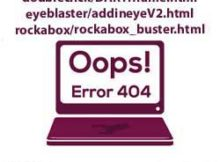 GoogleAds 404 error on eyeblaster and other vendors referrers
