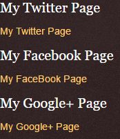 blogger sidebar pages gadgets on mobile finished version