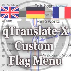 wordpress qtranslate-x custom flag menu